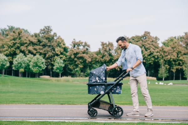 Cómo elegir el carro de bebé - Capota, cesta, plástico para la lluvia y otros accesorios