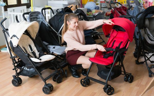 Cómo elegir el carro de bebé