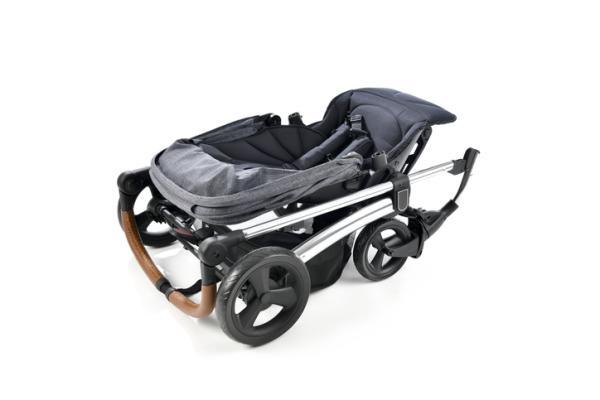 Cómo elegir el carro de bebé - Plegado del carrito del bebé