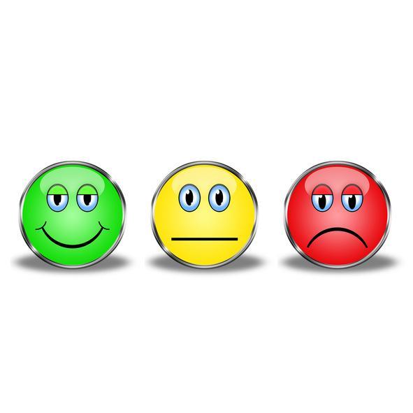 Manualidades para trabajar las emociones - El semáforo de las emociones