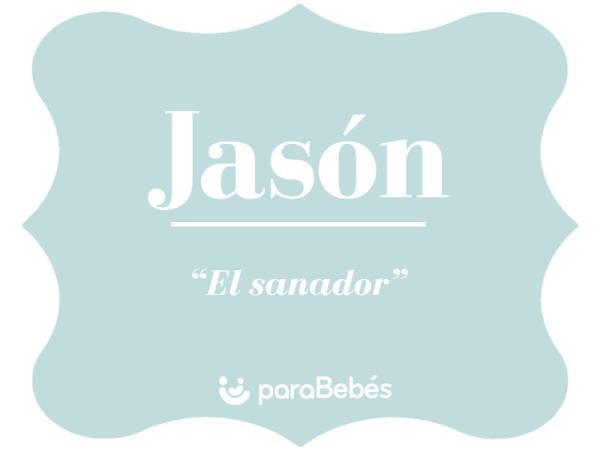 Significado del nombre Jasón