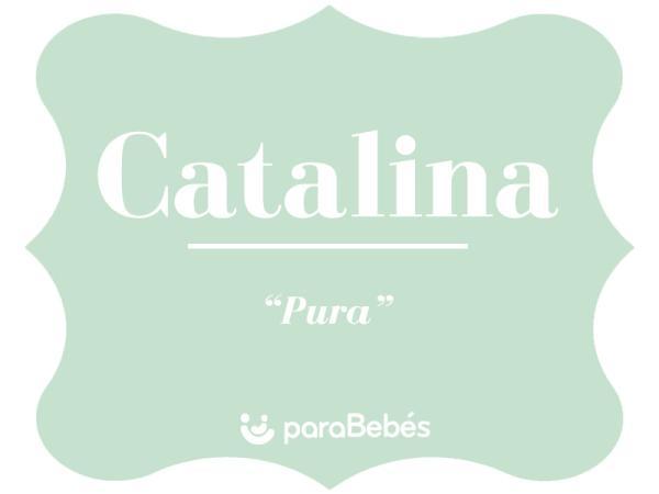 Significado del nombre Catalina