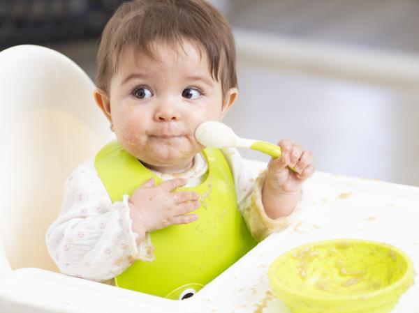 Recetas para bebés de 7 meses
