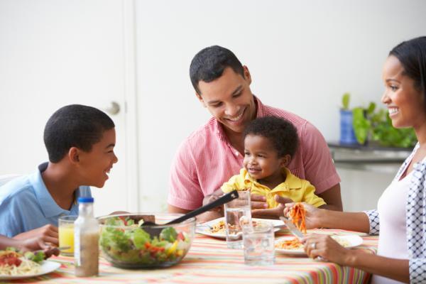 Recetas para bebés de 1 año - Ensalada templada