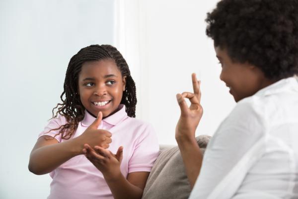 Actividades para niños con discapacidad auditiva