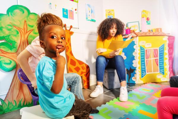 Actividades para niños con discapacidad auditiva - Leer los labios