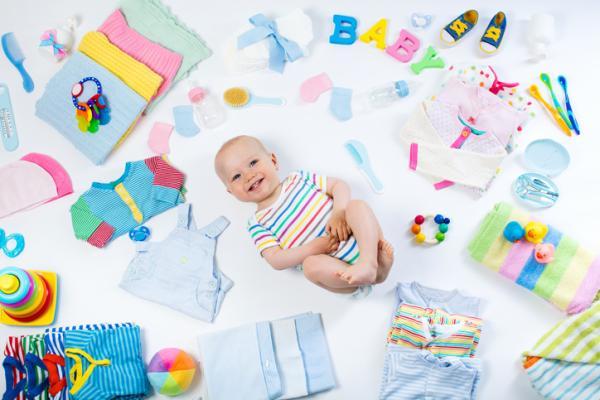 Regalos Para Bebes De Un Mes.Ideas Para Regalar A Un Bebe Descubrelas