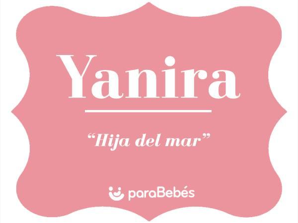 Significado del nombre Yanira
