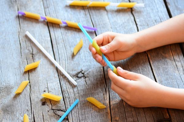 Actividades para niños con discapacidad visual - Desarrollar el tacto