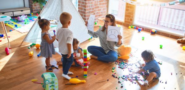 Actividades para trabajar valores en el aula de infantil - ¿Tú qué harías?