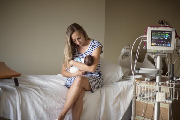 Cómo hacer para que un bebé prematuro suba de peso