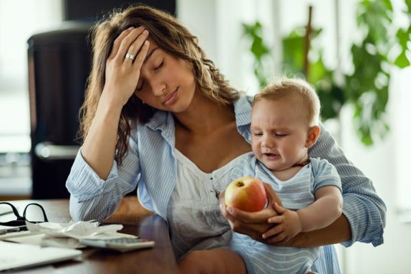 Por qué no disfruto de mi bebé y qué hacer