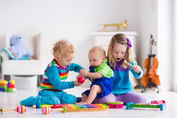 Actividades de estimulación para niños de 1 a 2 años - Actividades de estimulación del lenguaje para niños de 1 a 2 años