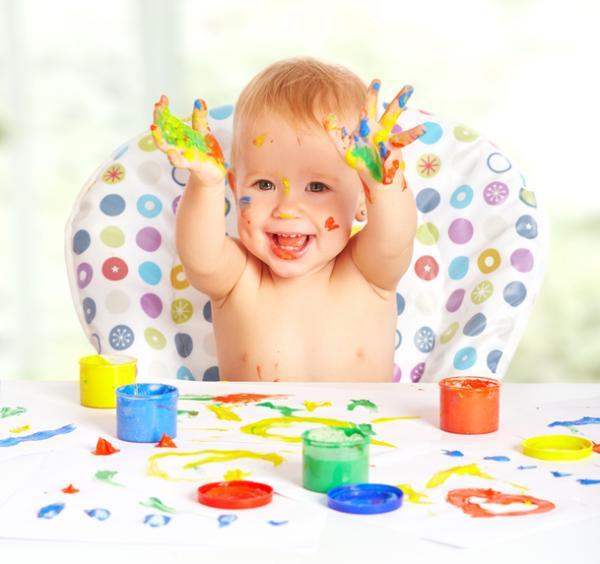 Actividades de estimulación para niños de 1 a 2 años