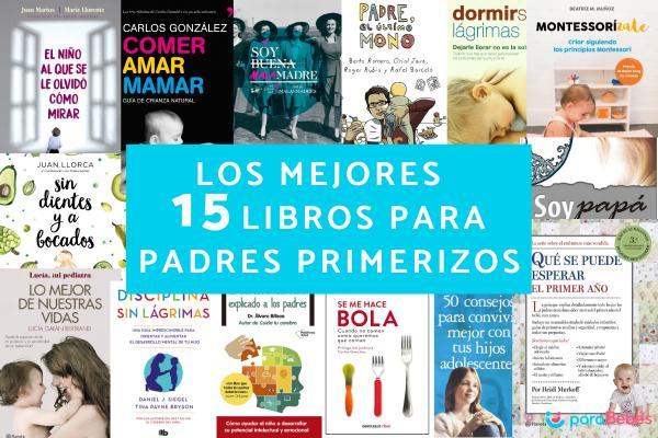 Los mejores libros para padres primerizos