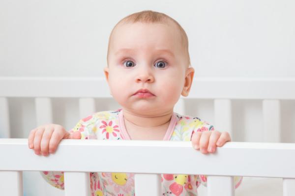Por qué mi bebé no sonríe