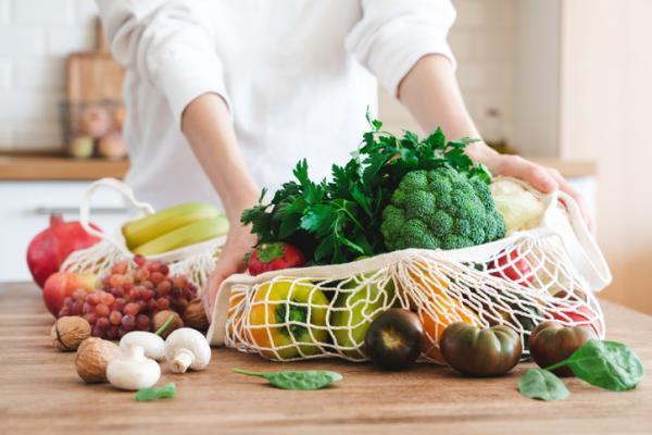 Cómo no engordar demasiado en el embarazo - Dieta equilibrada en el embarazo