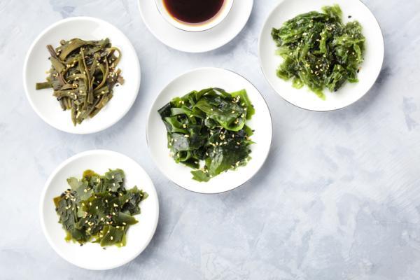 Alimentos prohibidos en el embarazo y el por qué - Algas