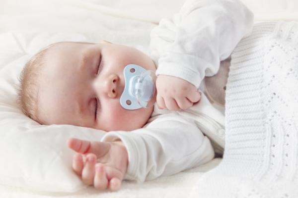 Mi bebé no quiere chupete: por qué y qué hacer - ¿Por qué mi bebé no quiere chupete?