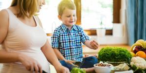 Las mejores verduras para embarazadas, beneficios y cómo lavarlas