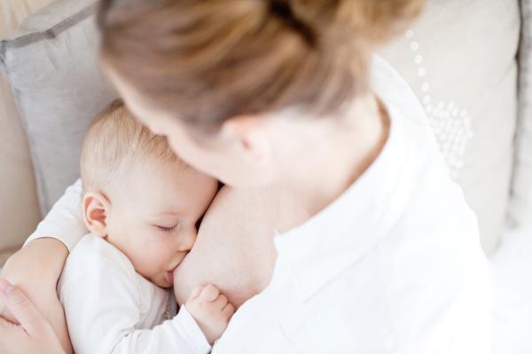 Cómo amamantar a un bebé correctamente