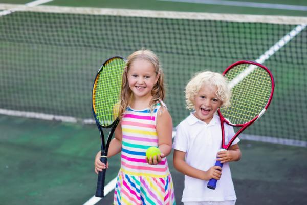 Juegos deportivos para niños - Sin tocar el suelo