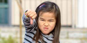 Mal comportamiento en niños de 4 a 5 años: causas y cómo tratarlo