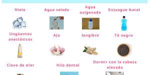 Remedios caseros para el dolor de muela en el embarazo