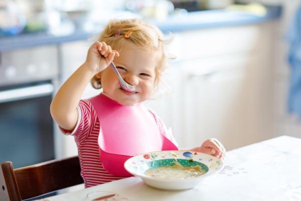 Recetas para bebés de 6 meses - Sopa de verduras