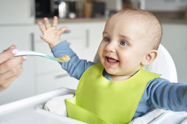 Recetas para bebés de 8 meses