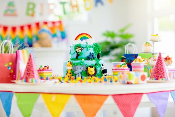 Ideas para el primer cumpleaños de un bebé - Fiesta temática