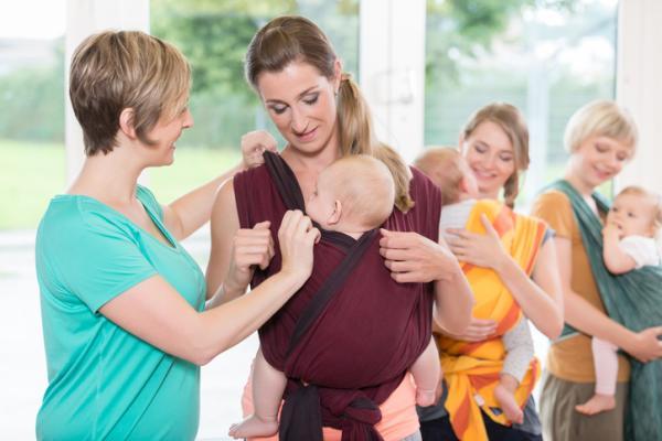 Porteo ergonómico: qué es, beneficios y tipos