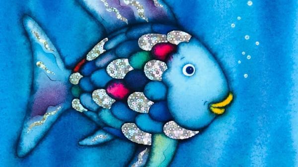 Cuentos para trabajar valores en Educación Infantil - El pez Arco iris. Editorial Beascoa