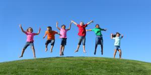 Ejercicios de psicomotricidad gruesa para niños de 3 a 5 años