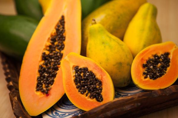 Qué tomar para el ardor de estómago en el embarazo - Papaya o lechosa
