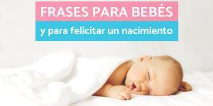 Frases para bebés