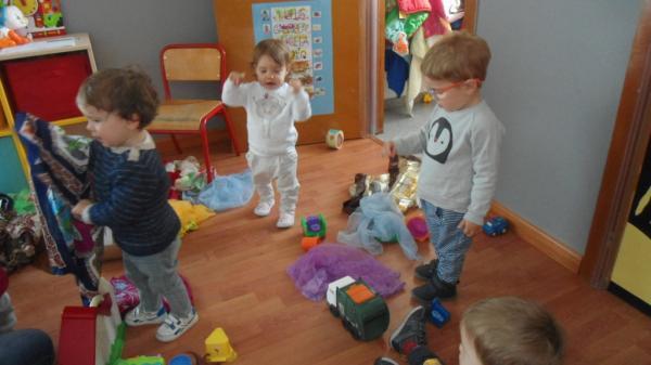 Juegos de resolución de conflictos para niños de primaria - Frío, frío