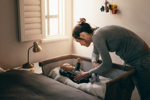 Mi bebé duerme mucho, ¿es normal? - Cuántas horas puede dormir un bebé sin comer
