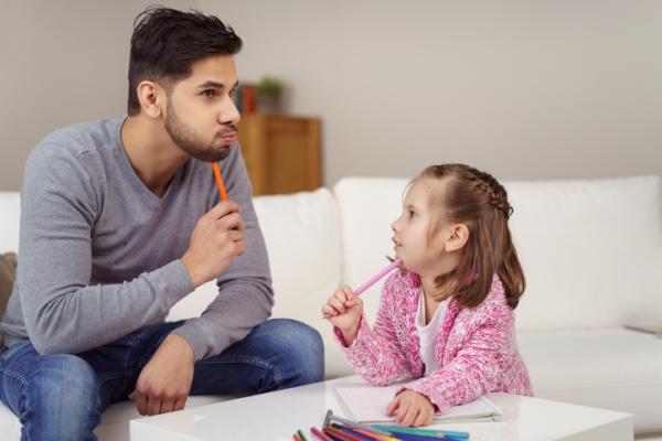 Juegos de confianza para niños de 3 a 5 años - Elabora tu día perfecto