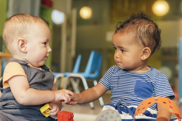 Cómo ayudar a mi bebé a adaptarse a la guardería