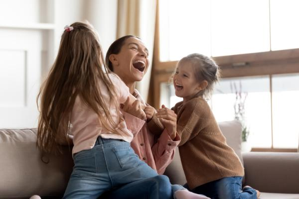Cómo ser buena madre o buen padre