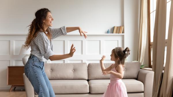 Juegos para estimular el lenguaje en niños de 0 a 3 años - Mímica