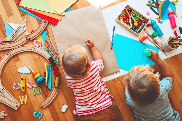 Marina Rodeado Júnior  35 JUEGOS para NIÑOS de 3 a 5 años - ¡Al aire libre o en casa!