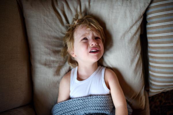 Cómo evitar los terrores nocturnos en niños