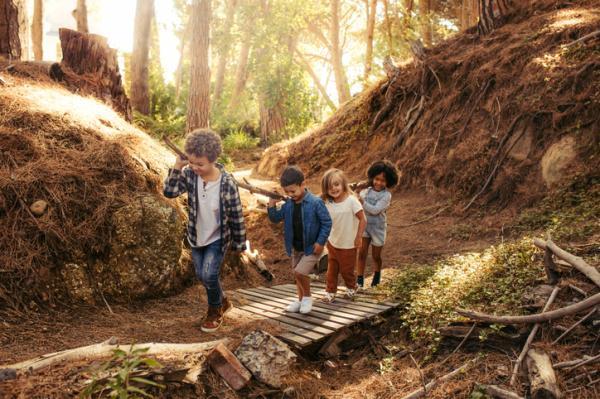Cómo fomentar el trabajo en equipo en niños