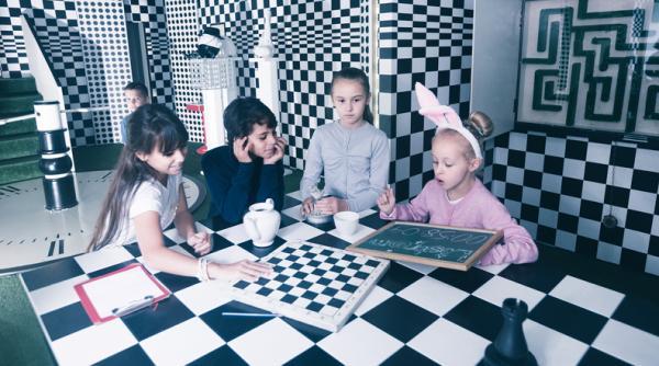 Cómo fomentar el trabajo en equipo en niños - Optar por juegos no competitivos