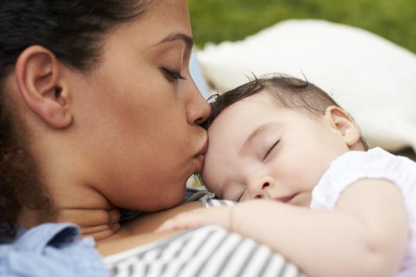 Mi bebé es muy nervioso: por qué y qué hacer - Cómo relajar a un bebé nervioso