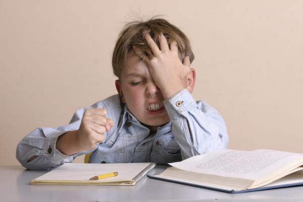 Cómo trabajar la frustración en niños