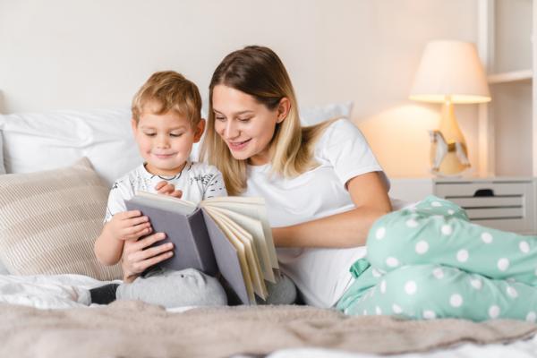 Qué enseñar a un niño de 2 años en casa - Cuentos