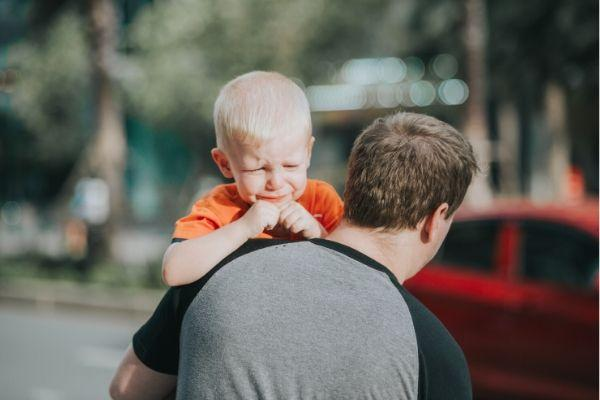El llanto del bebé: tipos, qué significa y cómo calmarlo